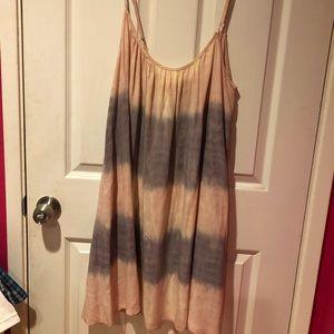 Gypsy 05 Tye-dye dress.